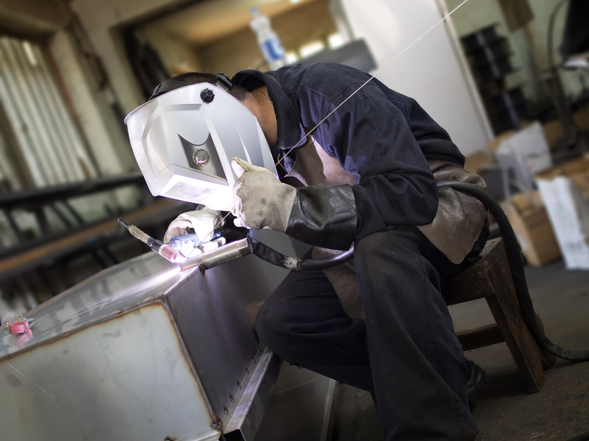 Astron Welding Services